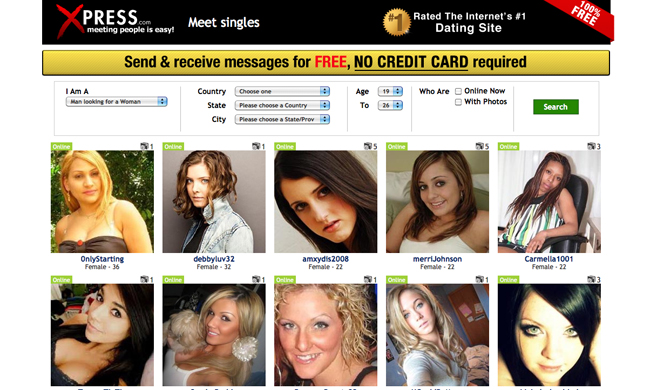 Free Hookup Site In Europe Without Payment